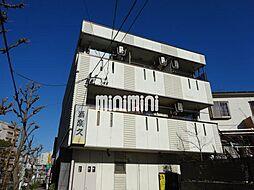 愛知県名古屋市名東区西山本通1の賃貸マンションの外観