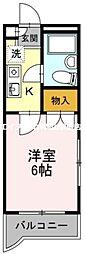 【敷金礼金0円!】カナンハイツ A棟