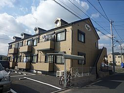 JR青梅線 昭島駅 徒歩23分の賃貸アパート
