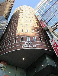 東京都品川区上大崎2丁目の賃貸マンションの外観