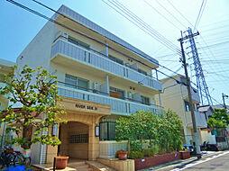 兵庫県西宮市東鳴尾町2丁目の賃貸マンションの外観