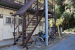 弥生ハイツ[1階]の外観