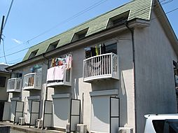 第2前田荘[1f号室]の外観