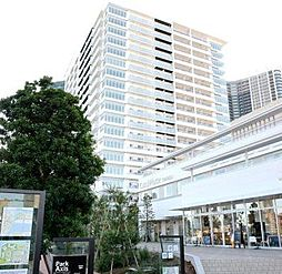 東京都江東区豊洲6丁目の賃貸マンションの外観