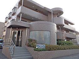 サニープレスキャッスルB[3階]の外観
