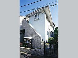 東京都葛飾区東四つ木3丁目の賃貸アパートの外観