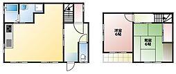 [一戸建] 兵庫県明石市大久保町谷八木 の賃貸【/】の間取り