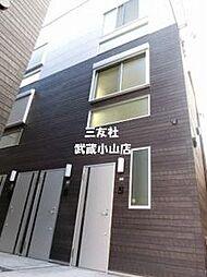 アーベインテラス目黒本町[1階]の外観