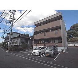 奈良県奈良市西大寺宝ケ丘の賃貸マンションの外観