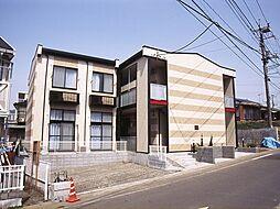 神奈川県海老名市大谷南3丁目の賃貸アパートの外観