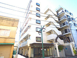 西川口朝日マンション[602号室]の外観