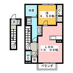 (仮)D−room星見ヶ丘5丁目[2階]の間取り