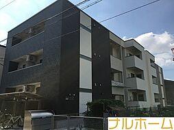 大阪府大阪市平野区長吉川辺2丁目の賃貸アパートの外観