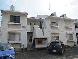 神奈川県茅ヶ崎市小和田1丁目の賃貸アパートの外観