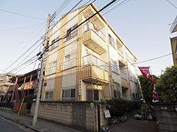 新松戸パインクレスト[2階]の外観