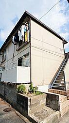 福岡県福岡市城南区鳥飼4丁目の賃貸アパートの外観