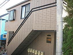 ミルフォードパレス[2階]の外観