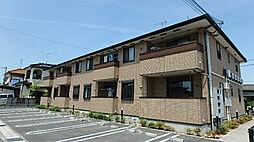 兵庫県加古郡播磨町南野添2丁目の賃貸アパートの外観