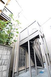 メゾンエクセル川崎[201号室]の外観