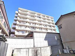 日吉マンション[8階]の外観