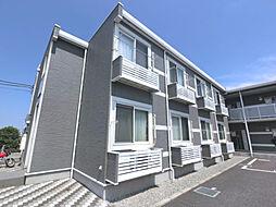 JR成田線 成田駅 バス9分 新木戸下車 徒歩7分の賃貸アパート