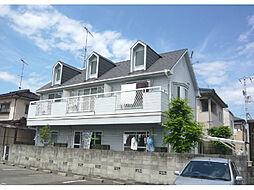愛媛県松山市中村4丁目の賃貸アパートの外観
