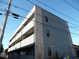 東京都青梅市新町5丁目の賃貸マンションの外観