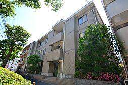 兵庫県神戸市灘区上河原通2丁目の賃貸マンションの外観