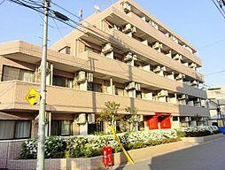 東京都練馬区練馬3丁目の賃貸マンションの外観