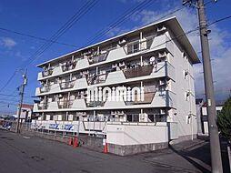 長縄ハイツ[2階]の外観