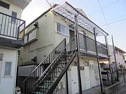 千葉県習志野市藤崎5丁目の賃貸アパートの外観