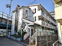 バイリンガルマンション[1階]の外観