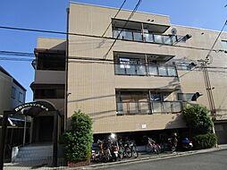 野田シャトルマンション A棟[3階]の外観
