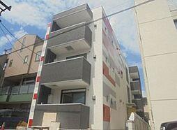 愛知県名古屋市北区石園町3丁目の賃貸アパートの外観