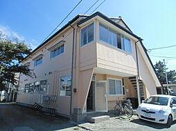 新潟県新潟市東区牡丹山2丁目の賃貸アパートの外観