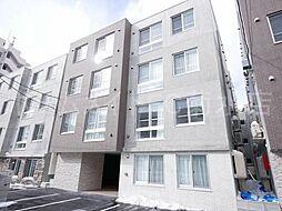 Halley View 東札幌[3階]の外観