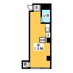 アイプラザ101[6階]の間取り