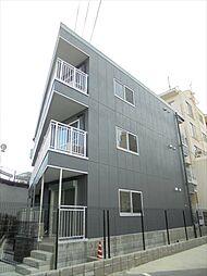 大阪府大阪市此花区酉島3丁目の賃貸アパートの外観