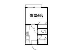 ハイユニメントシブヤIII[2階]の間取り