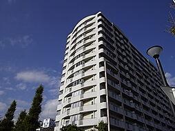 URプロムナード北松戸[1-1307号室]の外観