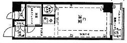 ライオンズマンション麻布[7階]の間取り