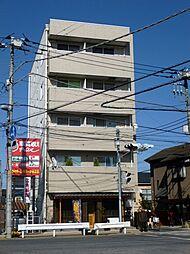 柳田ビル[503号室]の外観