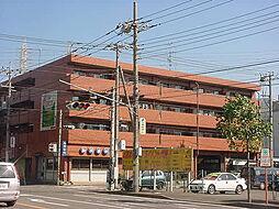 神奈川県横浜市鶴見区駒岡1丁目の賃貸マンションの外観