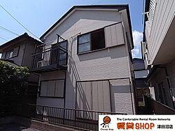 三橋ハウス[2号室]の外観