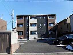 埼玉県北足立郡伊奈町寿1丁目の賃貸アパートの外観