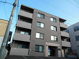CASA清田[3階]の外観