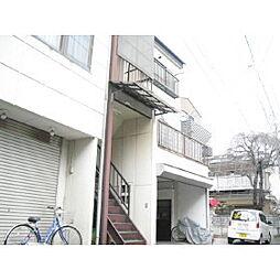 木下アパート[3階]の外観