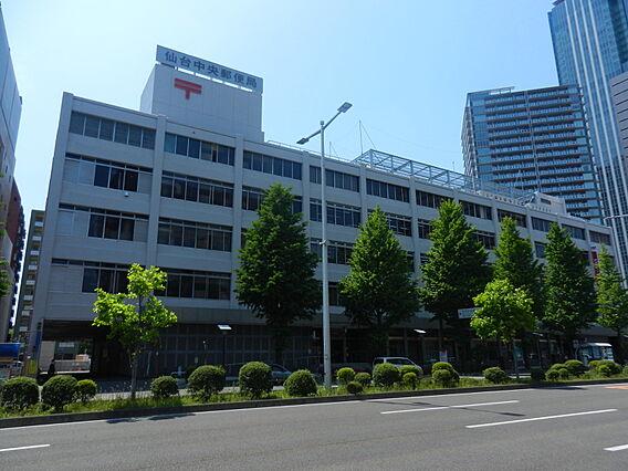 仙台中央郵便局...
