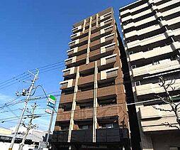 京都府京都市右京区西院東中水町の賃貸マンションの外観