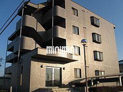 マンション山陽館[3階]の外観